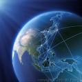 Asia-globe