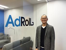 AdRoll 香村-竜一郎氏