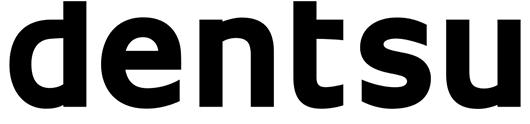 電通 ロゴ