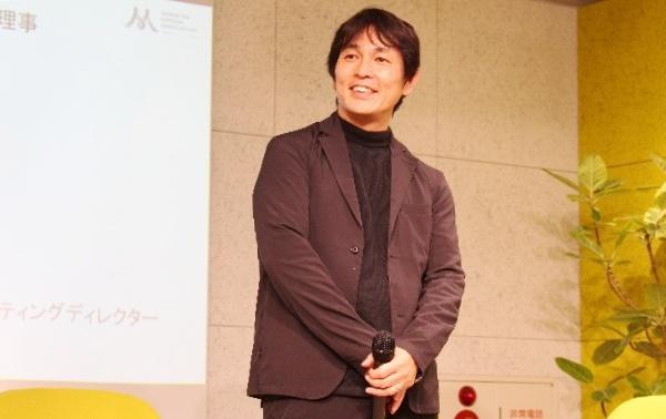 鈴木氏の写真