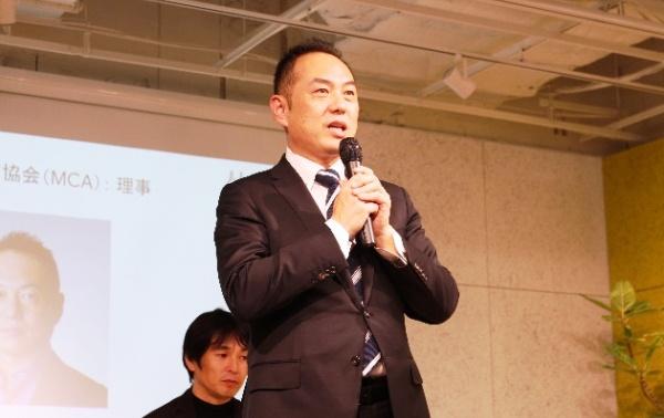 田中氏の写真