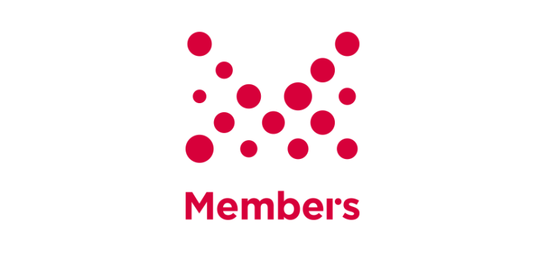 Members ロゴ