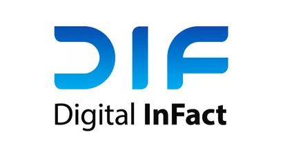 デジタルインファクト社 ロゴ