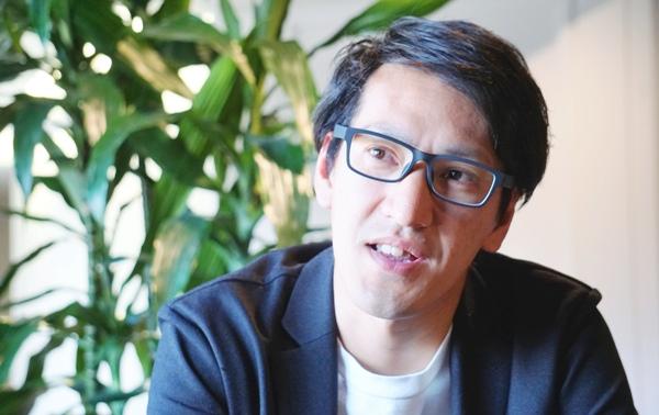 Speee社 大宮拓氏の写真3