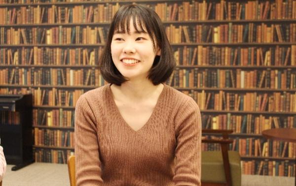 長澤恵理奈氏の写真