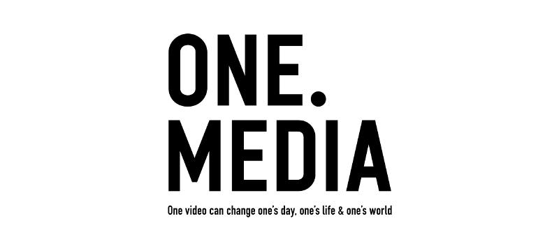 ONE MEDIA ロゴ