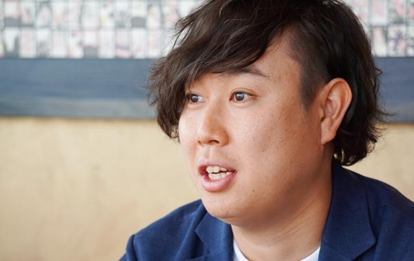光岡拓真氏の写真