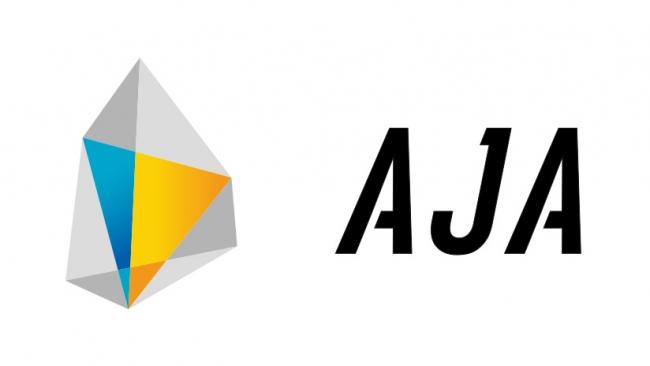 AJA ロゴ