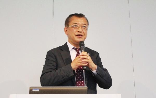 写真4:ボルボ・カー・ジャパン 関口憲義氏