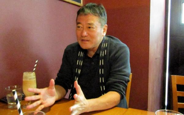 写真3:上野正博氏