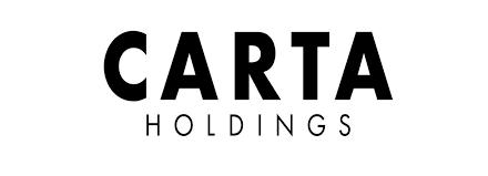 CARTA Holding ロゴ