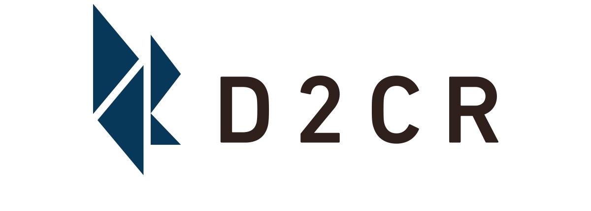 D2C R ロゴ