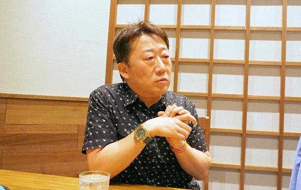 写真:加藤順彦氏