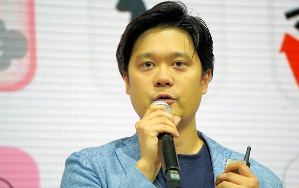 写真2:菅野圭介氏
