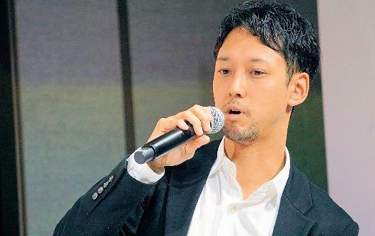 写真6:岩田 幸也氏