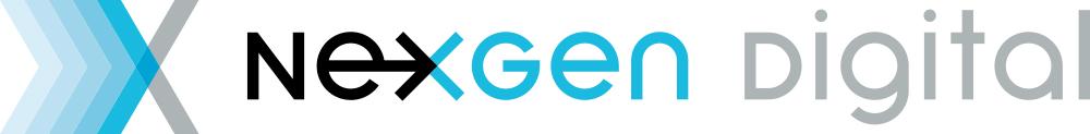 ネクスジェンデジタル ロゴ