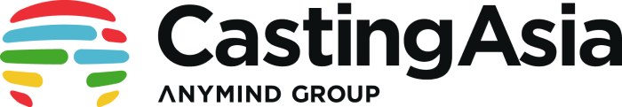 CastingAsia, AnyMind グループ ロゴ