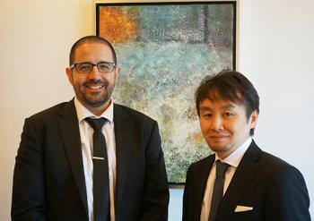 Adap.tv フィル・ダッフィードさん、橋本久茂さん