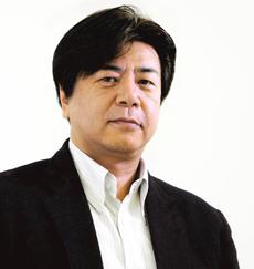 横山 隆治氏 デジタルインテリジェンス社