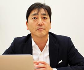 株式会社チューブモーグル 代表取締役社長 近藤弘忠氏