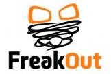 FreakOut logo