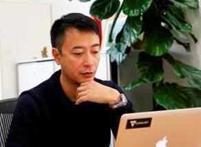 MicroAd社 代表取締役社長 渡辺健太郎氏
