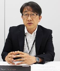ソネット・メディア・ネットワークス 事業開発部長 山本 則行氏