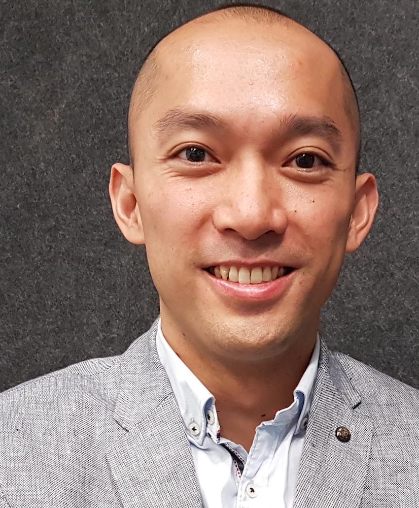 Tencent社 Benny Ho氏