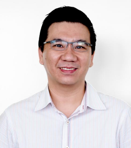 Phang Chee Leong氏