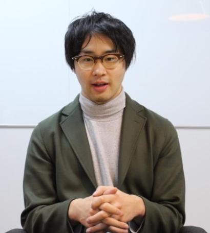 川田氏の写真