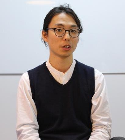 谷垣氏の写真